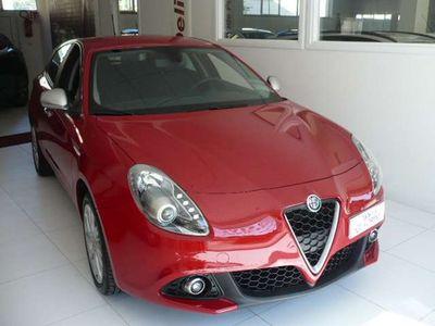 usata Alfa Romeo Giulietta Super 1.6 Mjet 120cv