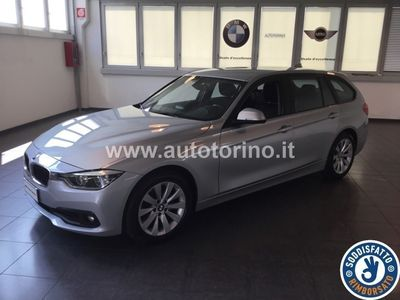 begagnad BMW 316 SERIE 3 TOURING d touring Sport auto