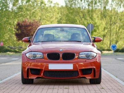 usata BMW 1M Coupe Limited Edition