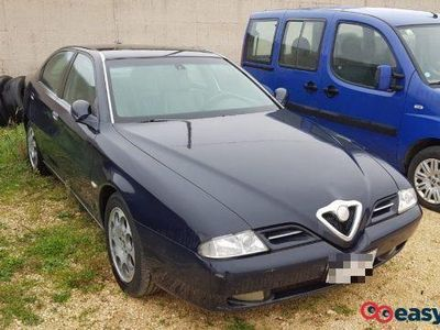 gebraucht Alfa Romeo 166 2.0i V6 turbo cat Super