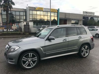 usata Mercedes GLK220 CDI 4Matic BlueEFFICIENCY Premium*EURO5B*NAVI