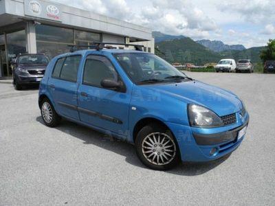 usado Renault Clio 1.2 cat 5 porte Expression del 2003 usata a Maniago