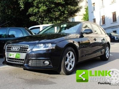 used Audi A4 2.0 TDI 143cv F.ap. Advanced, Tagliandi ce