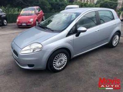 usata Fiat Grande Punto Grande Punto 1.3 MJT 90 CV 5 porte Dynamic 1.3 MJT 90 CV 5 porte Dynamic