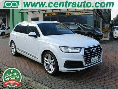 usata Audi Q7 3.0 TDI 272 CV quattro - S-LINE - 7 POSTI -
