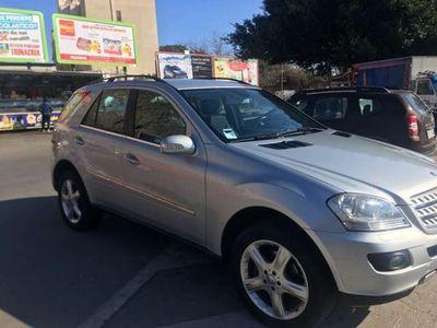 usata Mercedes ML280 CDI Chrome