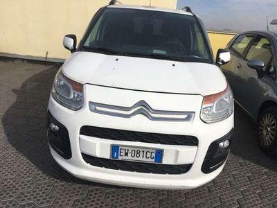 usata Citroën C3 Picasso 1.6 HDi 115 Exclusive