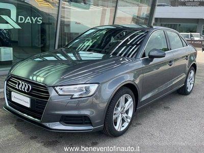 usata Audi A3 Sedan 2.0 TDI Business nuova a Foggia