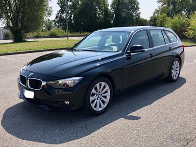 usata BMW 318 d touring advantage aut full optional