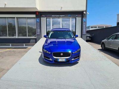 usata Jaguar XE 2.0 D 180 CV AWD aut. R-Sport*KM 45.950*