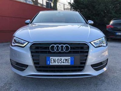 usata Audi A3 2.0 TDI S tronic Ambition+PELLE+NAVI+BIXENO