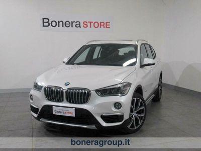 usata BMW X1 xDrive20d xLine nuova a Brescia