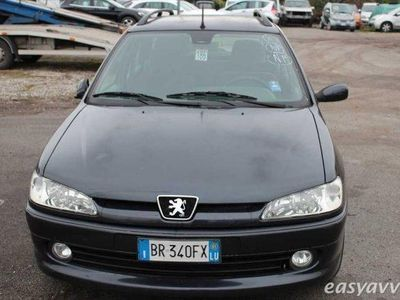second-hand Peugeot 306 SW turbodiesel HDi cat Meeting DT del 2001 usata a Lucca