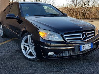 usata Mercedes CLC220 cdi diesel sport amg full