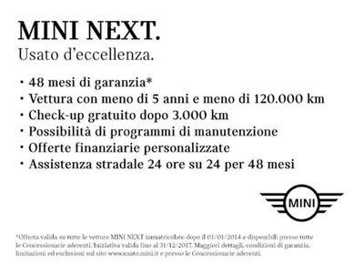 usata Mini Cooper D Paceman Paceman 1.6 del 2013 usata a Castelfranco Veneto