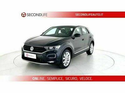 usata VW T-Roc 2.0 tdi Advanced 4motion dsg