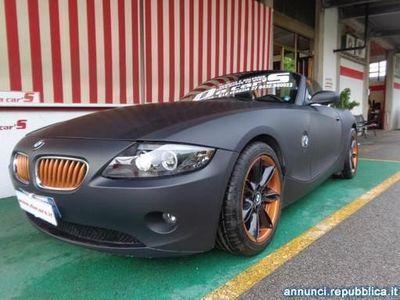 używany BMW Z4 3.0i cat Roadster NERO OPACO COFANO CARBONIO