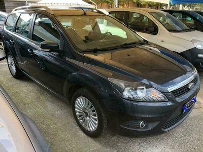 usata Ford Focus Focus1.6 TDCi 110 CV SW Tit. DPF