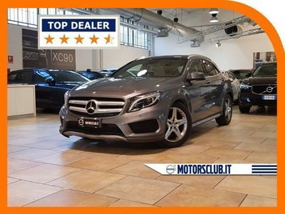 usata Mercedes GLA220 CDI Automatic 4Matic Premium *AMG LINE*