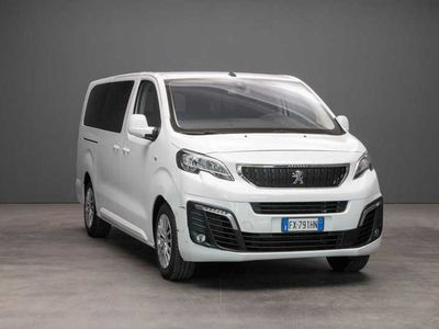 usata Peugeot Traveller 2.0 BlueHDi 180CV Business Long EAT8
