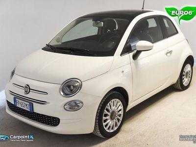 used Fiat 500 1.2 Lounge 69cv my18