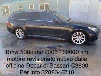 usata BMW 530 d cat Touring Attiva