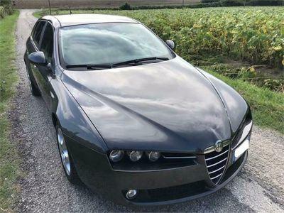 usata Alfa Romeo 159 1.9 JTDm perfetta garanzia 12mesi 150cv 110kw
