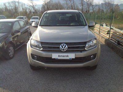 usado VW Amarok 2.0 BiTDI 164 CV 4Motion Inseribile