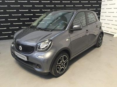used Smart ForFour forFour90 0.9 Turbo twinamic Passion