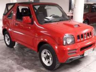 usata Suzuki Jimny 1.5 DDiS cat 4WD JLX CABRIO