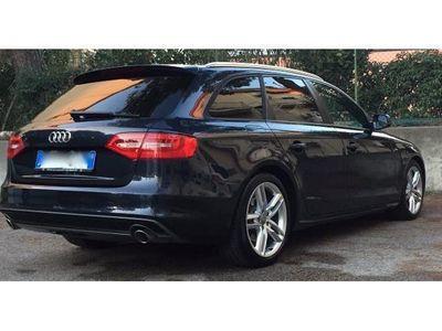 usata Audi A4 Avant 2.0 TDI 177 CV quattro S tronic