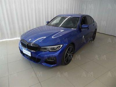 usata BMW 330 Serie 3 i Msport del 2019 usata a Vinci