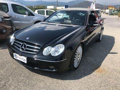 begagnad Mercedes CLK320 CDI cat Cabrio Elegance
