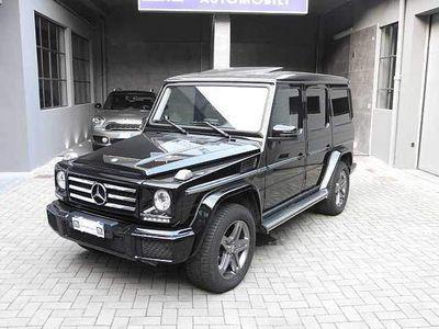 usado Mercedes G350 G 350d S.W. Lunga G TETTO+CERCHI AMG E6