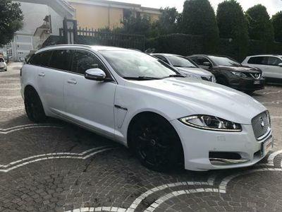 usata Jaguar XF Sportbrake XF 2.2 D 200 CV Prem. Luxury