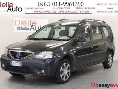 brugt Dacia Logan MCV 1.5 dCi 70CV 7 posti Lauréate