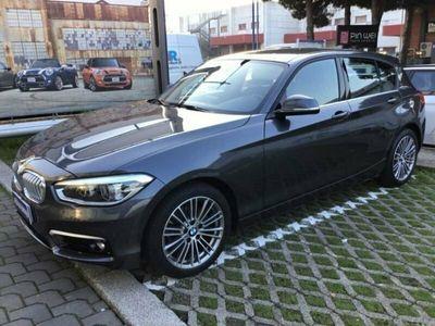 usata BMW 118 Serie 1 d Urban 5p auto