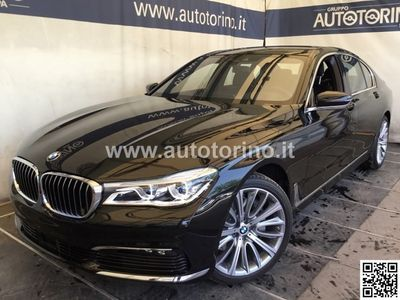 used BMW 730 SERIE 7 d Xdrive