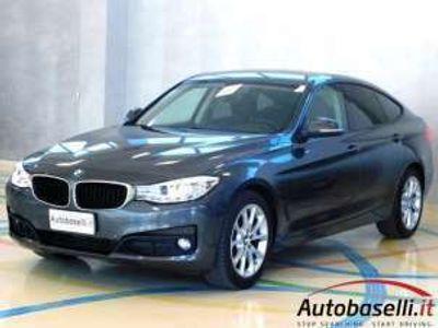 usata BMW 318 Gran Turismo SERIE 3 D BUSINESS AUTOMATICA PELLE XENO LED