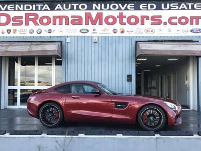 usata Mercedes AMG GT S COUPE 8 PERFORMANCE AMG RACE TETTO LED 20 NIGHT