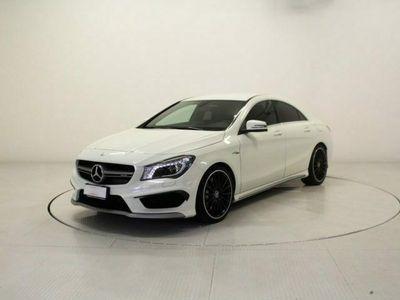 usata Mercedes CLA45 AMG 4matic