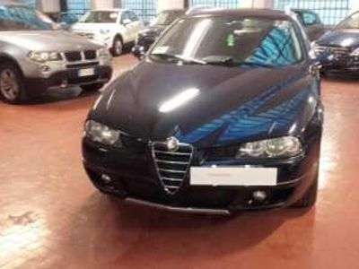 usata Alfa Romeo Crosswagon 156 1.9 JTD 16VQ4 Distinctiv Diesel