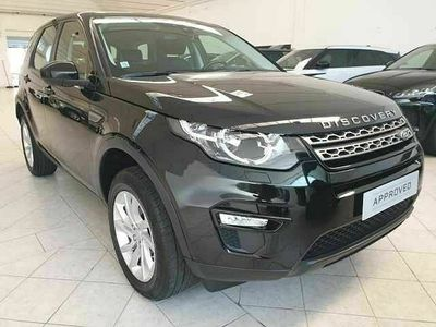 usata Land Rover Discovery Sport Td4 150CV PURE MANUALE 6 MARCE