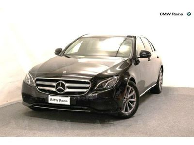 used Mercedes E220 Auto Sport