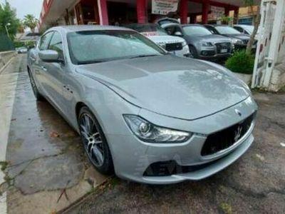 usata Maserati Ghibli -- V6 Diesel