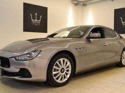 usata Maserati Ghibli 3.0 V6 ds 250cv auto
