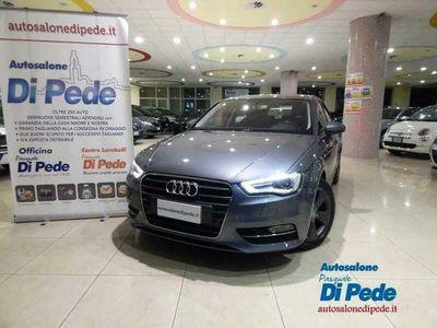 usata Audi A3 SPB 1.6 TDI diesel S tronic Ambition Xenon + Navi