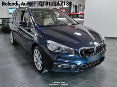 usata BMW 220 Gran Tourer d xDrive Luxury aut. Diesel