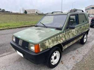 usata Fiat Panda 4x4 1100 i.e. cat Trekking ´´Bracco´´ IMPIANTO GPL Benzina/GPL