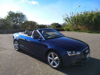usata Audi A5 Cabriolet 2.0 TDI 177 CV